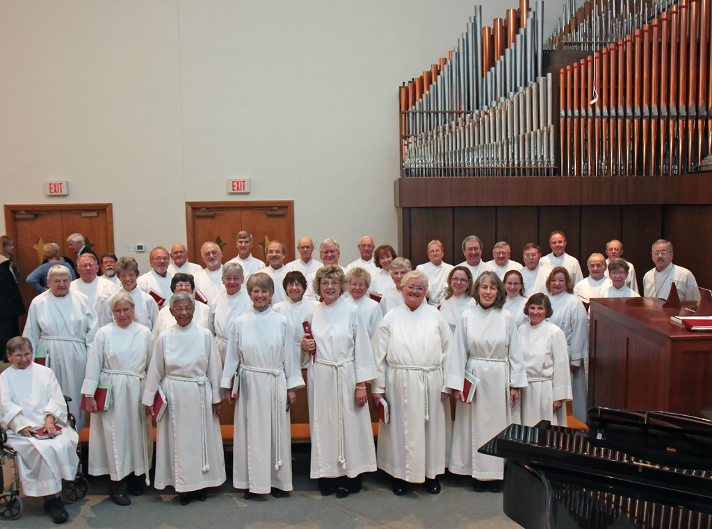 Adult Choir, 2012