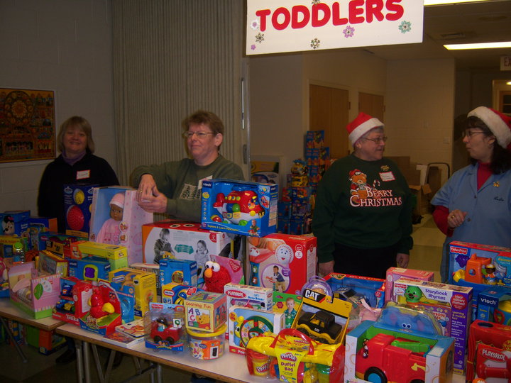Holiday Family Outreach