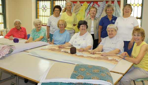 St. James Quilting Group