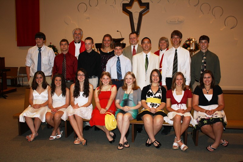St. James Confirmation Class 2010
