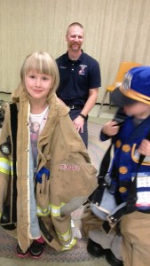 Firefighter Learning and Fun